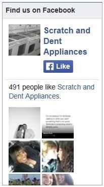 1 Scratch And Dent Appliances Gt Gt Gt Discount Guide